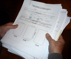 Forms Used For Billboard Inventory