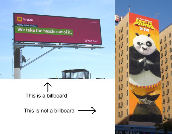 VIA Ban Billboard Blight