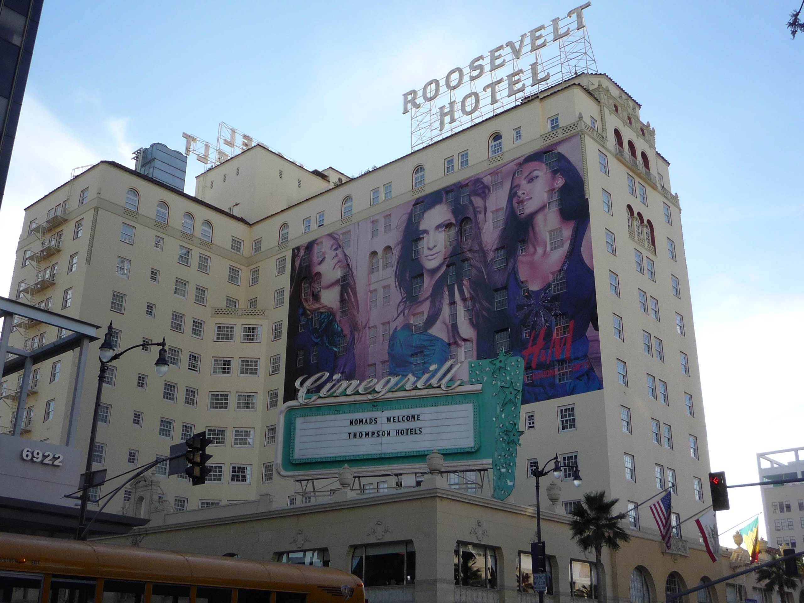 Roosevelt Hotel Hollywood 119