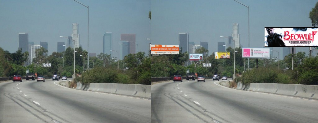 Freeway-Before & After