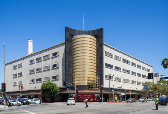 May Company Building City Los Angeles Historic Monument