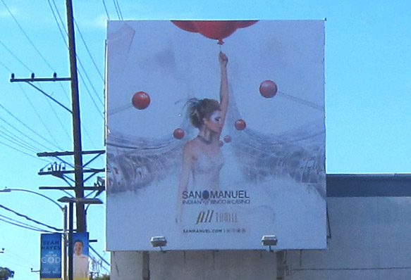 Clear Channel's L.A. Billboards:  Ignoring Outdoor Advertising Industry Code of Principles